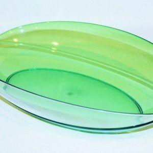 Tupperware Sheerly Elegant Butterfly Bowl NWT